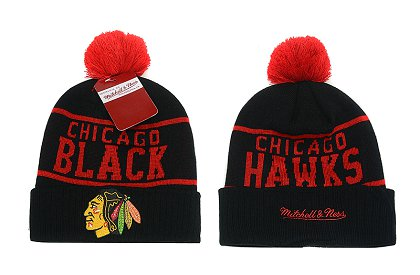 Chicago Blackhawks New Type Beanie SD 1G08